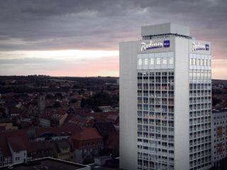 Erfurt im Radisson Blu Hotel Erfurt
