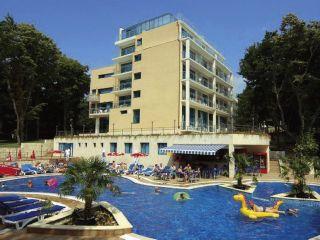 Goldstrand im Holiday Park Hotel