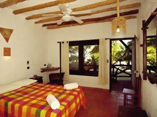 Urlaub Isla Holbox im Beachfront Hotel La Palapa