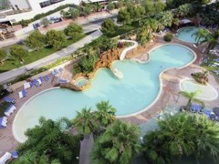 Urlaub La Pineda im Palas Pineda Hotel