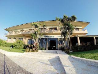 Urlaub Roda im Pegasus Hotel