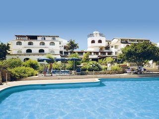 Urlaub Golfo Aranci im Colonna Beach Hotel & Residence
