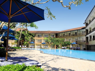 Urlaub Beruwela im The Palms Hotel