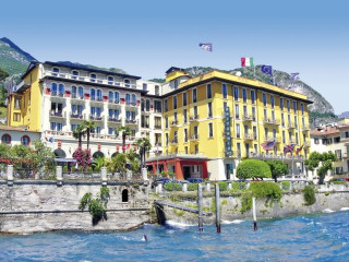 Urlaub Cadenabbia im Grand Hotel Britannia Excelsior