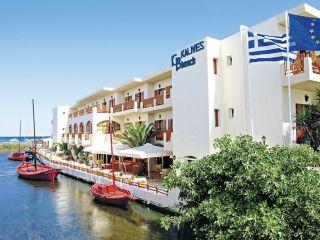 Urlaub Kalyves im Kalyves Beach Hotel