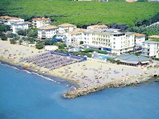 Urlaub Marina di Cecina im Stella Marina Hotel - Hotel a Cecina