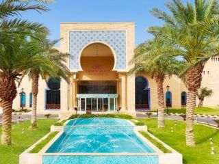 Sweimeh im Crowne Plaza Jordan - Dead Sea Resort & Spa