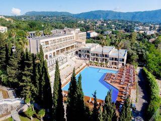 Dassia im Magna Grecia Hotel