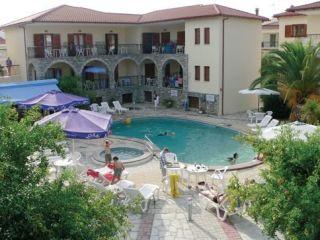 Urlaub Siviri im Hotel Argo