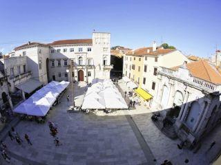Urlaub Zadar im Central Apartments - Integrated hotel