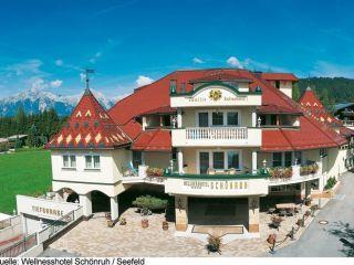 Urlaub Seefeld im Wellnesshotel Schönruh
