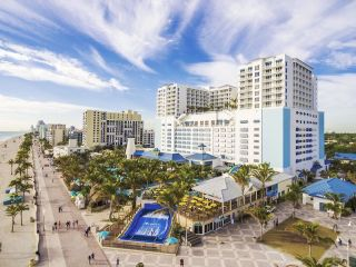 Urlaub Hollywood im Margaritaville Hollywood Beach Resort