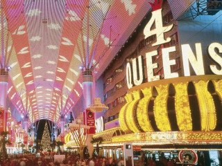 Urlaub Las Vegas im Four Queens Casino & Hotel
