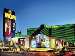 Las Vegas im MGM Grand Hotel & Casino