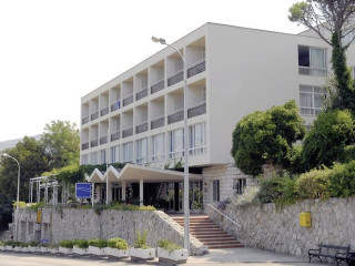 Dubrovnik im Hotel Adriatic