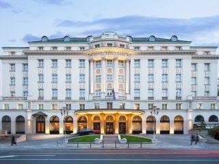 Zagreb im Esplanade Zagreb Hotel