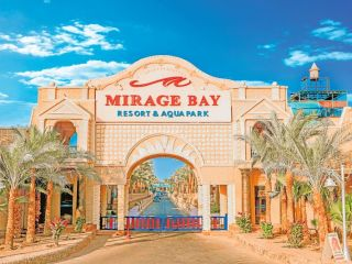 Urlaub Hurghada im Mirage Bay Resort & Aquapark