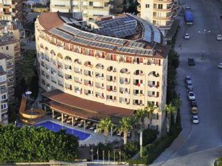 Urlaub Kargicak im Doris Aytur Hotel