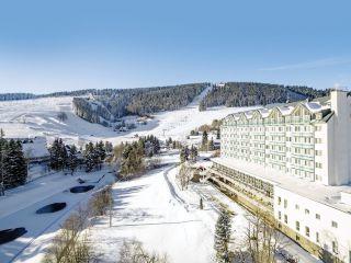 Urlaub Kurort Oberwiesenthal im Best Western Ahorn Hotel Oberwiesenthal