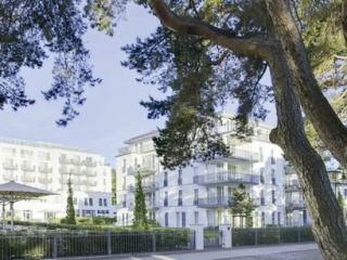 Ostseebad Heringsdorf im Steigenberger Grandhotel & Spa