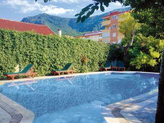 Budva im Hotel Dubrava