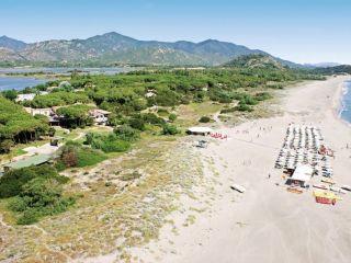 Urlaub Muravera im Hotel Villaggio Colostrai