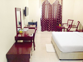 Salalah im Al Jabal Hotel