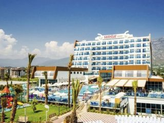 Urlaub Kestel im Sun Star Resort
