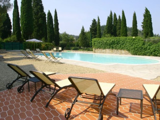Urlaub Fiesole im Villa dei Bosconi