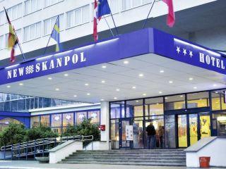 Urlaub Kolobrzeg im Hotel New Skanpol