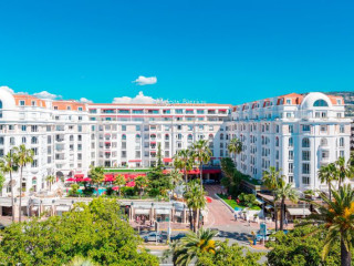 Urlaub Cannes im Hôtel Barrière Le Majestic Cannes
