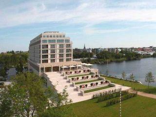 Wilhelmshaven im ATLANTIC Hotel Wilhelmshaven