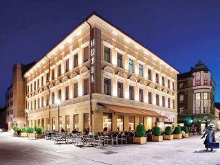 Urlaub Celje im Hotel Evropa