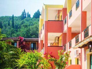 Urlaub Sidari im Pietra Hotel
