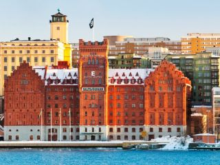 Urlaub Stockholm im Elite Hotel Marina Tower