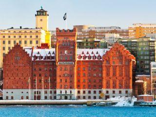 Stockholm im Elite Hotel Marina Tower