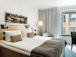 Urlaub Stockholm im Hilton Slussen