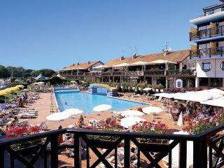 Urlaub Lignano Sabbiadoro im Hotel Marina Uno