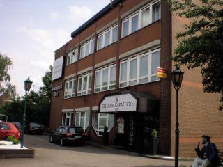 Hamburg im Leonardo Hotel Hamburg Elbbrücken