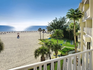 St. Pete Beach im Alden Suites