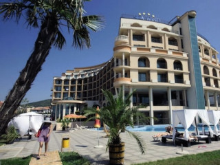 Urlaub Sweti Wlas im Grand Hotel Sveti Vlas
