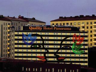 Urlaub Göteborg im Quality Hotel Panorama