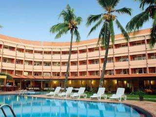 Negombo im Paradise Beach Hotel