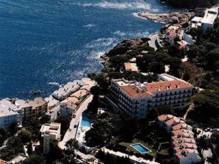 Urlaub Sant Feliu de Guíxols im Hotel Montjoi