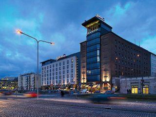 Helsinki im Radisson Blu Seaside Hotel, Helsinki
