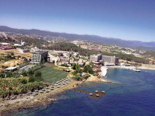 Urlaub Türkler im White City Resort Hotel