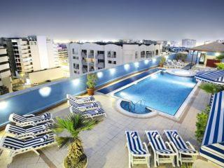 Dubai im Golden Tulip Nihal Palace Hotel