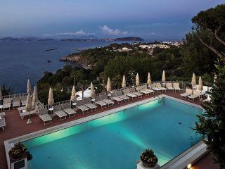 Ischia Porto im Hotel Le Querce