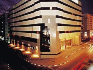 Dubai im Avari Dubai Hotel