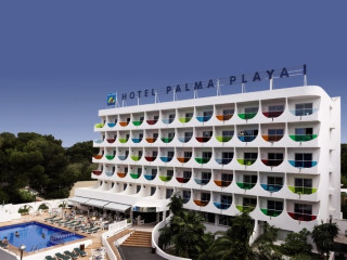 Playa de Palma im Hotel Playasol Palma Cactus